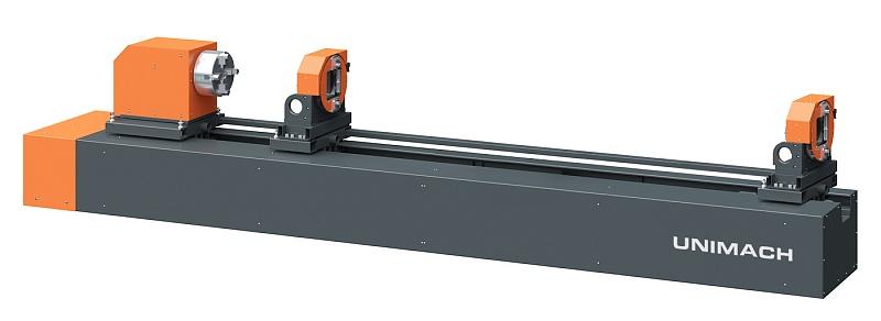 Модуль для лазерной резки раскроя труб TCM-Professional