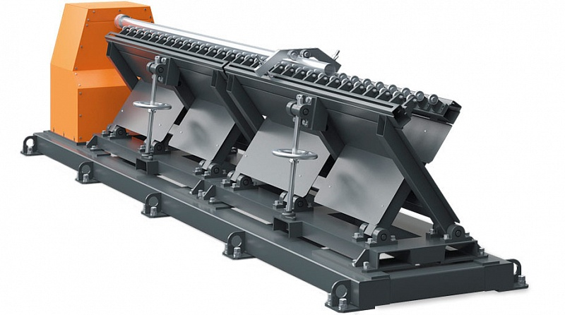 Модуль для лазерной резки раскроя труб TCM-Standard